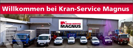 Kran Service Magnus Ihr Service Partner Für Krantechnik